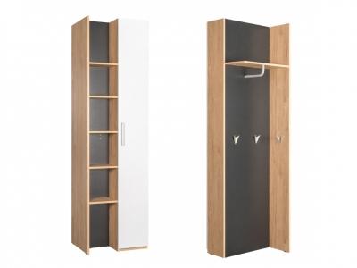 Шкаф комбинированный 10.08 Гравити
