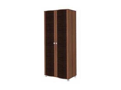 ШК-202 Шкаф для одежды и белья 2172х896х620 Слива Валлис - комбинированный
