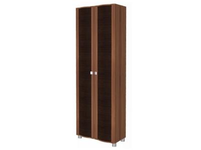 ШК-229 Шкаф для одежды 2172х712х396 Слива Валлис - комбинированный
