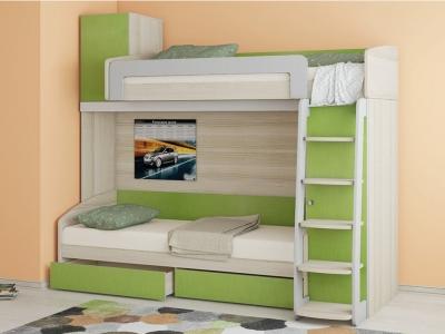 Двухъярусная кровать Киви ГН-139.002
