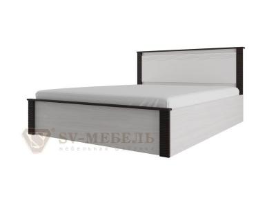 Кровать двойная универсальная 1600 Гамма 20 Венге без основания