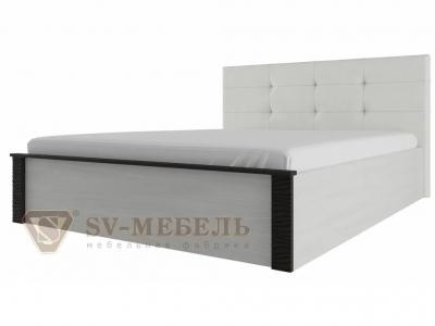 Кровать двойная универсальная мягкая 1800 Гамма 20 Венге без основания