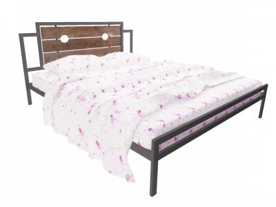 Кровать Инесса черная