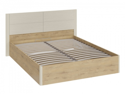 Кровать Николь с ПМ СМ-295.01.002 Бунратти, Бежевый