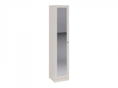 Шкаф для белья с 1 зерк. дверью Саванна СМ-234.21.02