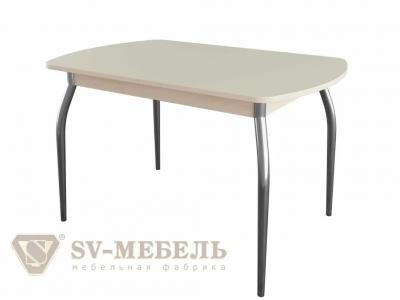 Стол-рабочий обеденный раздвижной № 2 Дуб млечный/ Ваниль